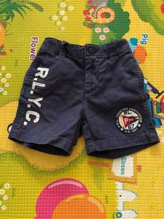 Authentic Polo by Ralph Lauren Shorts 18M