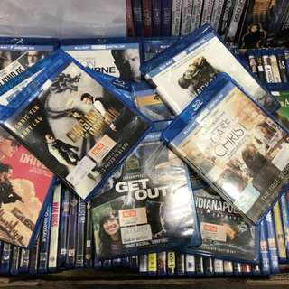 BLU RAY AND DVD Offers....