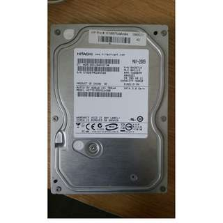 Hitachi 320 gB HDD for sale (No bad sector)