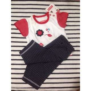 cute set for baby girl