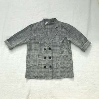H& M Chino Oversize Jacket