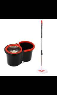 🔥ready stock clearance🔥Metal good quality Spin Mop
