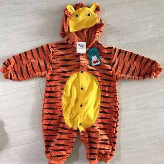 Kostum Macan (Tiger Costume)