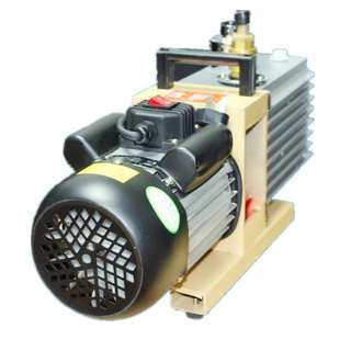 Rotary Vane Vacuum Pump 8CFM Double-stage Suction Pump Laminating Machine