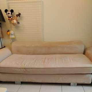 美式大沙發床230公分