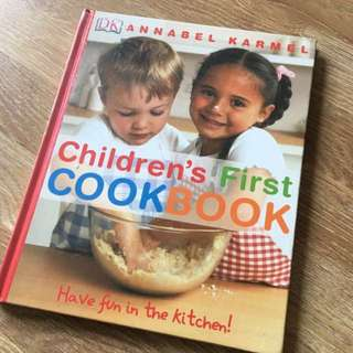 BN Annabel Karmel Children's First Cookbook