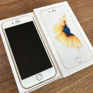 iPhone 6S Gold 64GB Openline