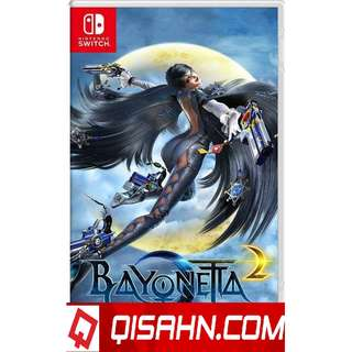SWITCH Bayonetta 2 (No Bayonetta 1 Code)