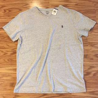 🔥💯👕💯% authentic polo Ralph Lauren V-neck T-shirt