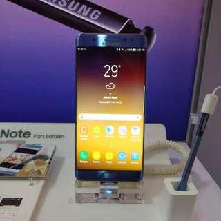 Samsung Galaxy Note FE (Fan Edition) Promo Cashback Cicil Tanpa Kartu Kredit