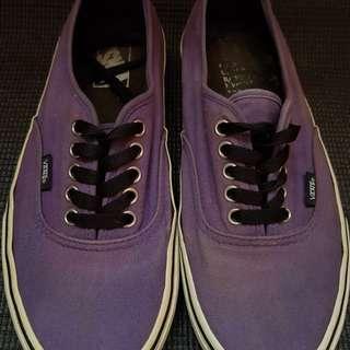 Vans Dark Purple/True White