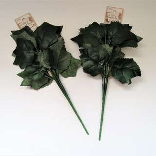 Artificial Fake Leaves