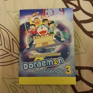 泰國 2015年 郵票 叮噹 doraemon 多啦a夢 哆啦a夢