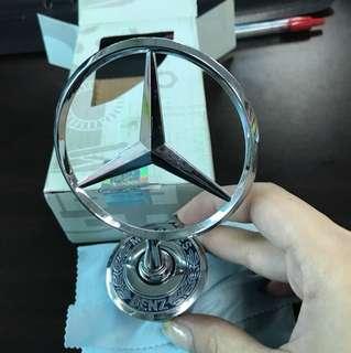 Mercedes Emblem logo stand