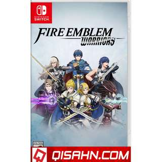 Switch Fire Emblem Warriors