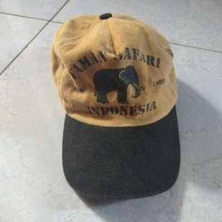 Topi taman safari Ori