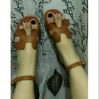 Hermes sandals size6