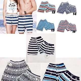 couples shorts