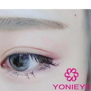 預訂✪YoniEye👱歐美👱棕色❤灰色#美瞳#Con#隱形眼鏡