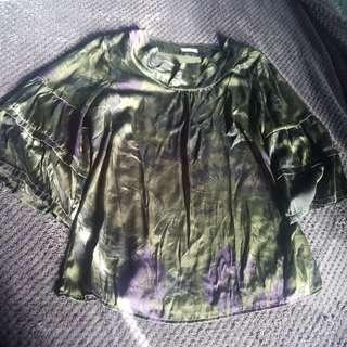 SALE M&S Silk Blouse