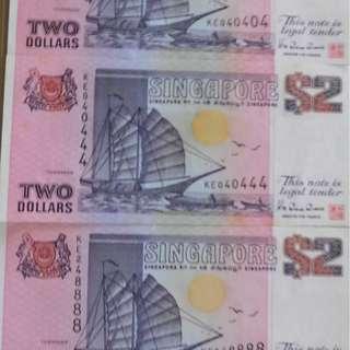 $2.00 Nice Number