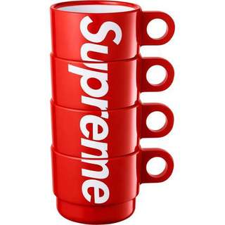 SS18 Supreme Stacked Cups SET