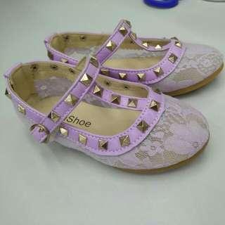 女童公主鞋