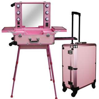 Pro Rolling Makeup Train Case