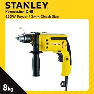 Stanley - Percussion Power Drill 650W Power - SDH700K-XD