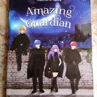 Novel Remaja-Amazing Guardian#1