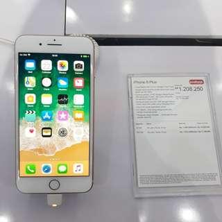 Kredit Iphone 8 Plus 64GB tanpa cc