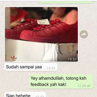 TESTIMONI Adidas Superstar SuperColor Pack. Original 100%!!!