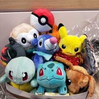 Pokemon collectible (full set)