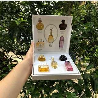 NEW Parfum Mini Dior Box