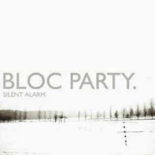 arthcd BLOC PARTY Silent Alarm CD