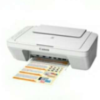 Pixma MG2470 Printer 全新未開