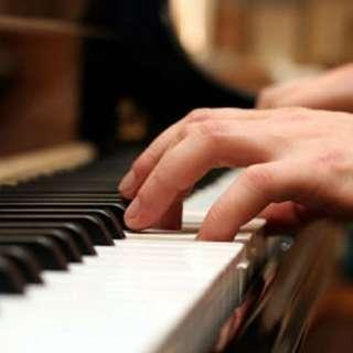 徵求 上門教授鋼琴 大埔 小童初學