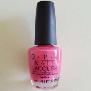 OPI Elephantastic Pink NL I42 (Green Label)