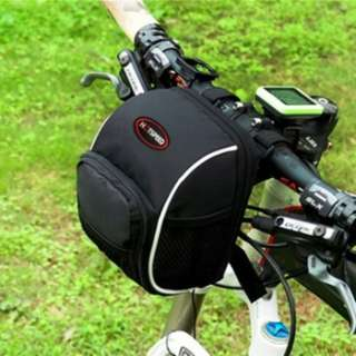 27535 Multifunctional Foldable Front Bicyle Bag