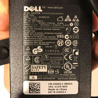 Dell 130W Power Adapter DA130PE1-00 PA-4E