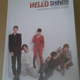 Hello Shinee CD