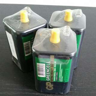Battery for torchlight x4