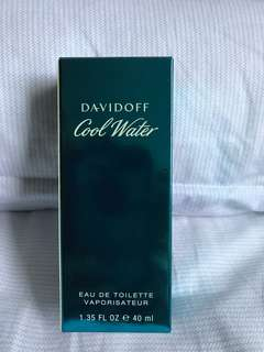 Davidoff Cool Water Mens 40ml
