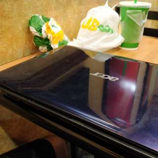 ACER ASPIRE, RARELY USED.