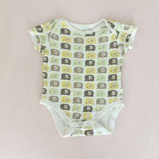 Mothercare baby sleeveless romper