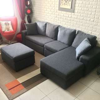RUSH SALE! Sofa Set