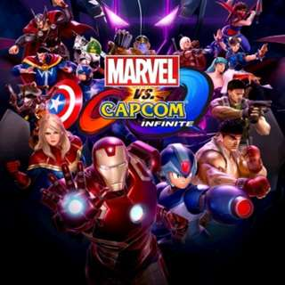 Marvel vs. Capcom: Infinite with Character Pass PS4 (Digital Download)