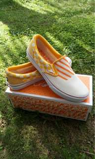 Vans slip on mooneyes yokohama hot rod