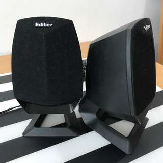 Great condition Edifier Speakers