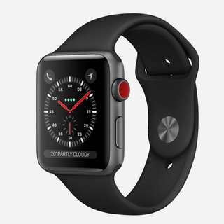 Apple watch series 3 + cellular